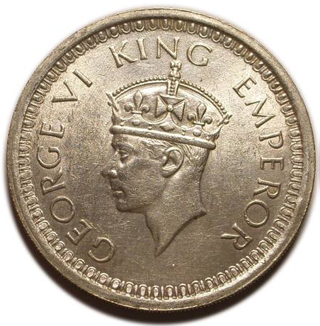 Coins of King George V