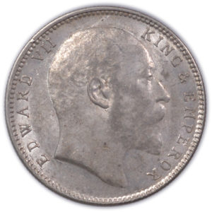 Coins of King Edward VII